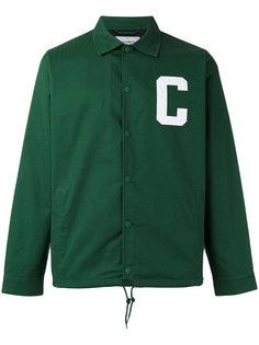 letter shirt jacket Carhartt