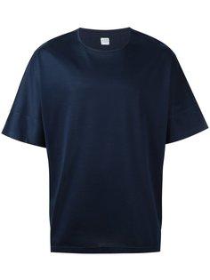 футболка свободного кроя  E. Tautz