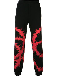 Placido Joggers Marcelo Burlon County Of Milan