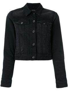 джинсовая куртка harlow texana J Brand