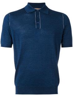 классическая футболка-поло Cruciani