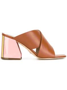 crossed strap sandals Paula Cademartori