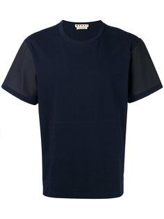 классическая футболка  Marni