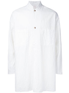 standing collar shirt Forme Dexpression
