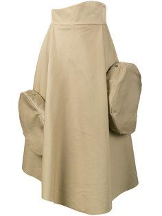 юбка с накладными деталями A.W.A.K.E. Awake