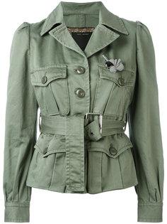 куртка с поясом Marc Jacobs