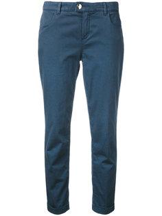 зауженные укороченные джинсы  Jacob Cohen