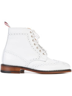lace-up brogue boots Thom Browne