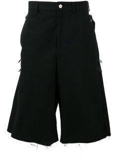 шорты с аппликацией колец Damir Doma
