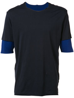 layered T-shirt  Attachment