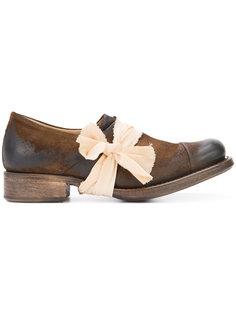 square derby shoes Cherevichkiotvichki