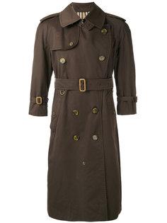 belted trendcoat Burberry Vintage