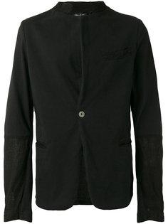 пиджак на одной пуговице Andrea Yaaqov