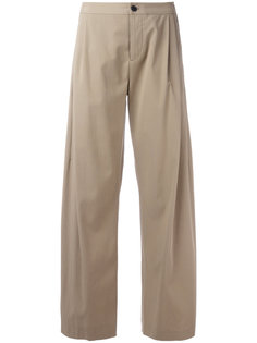 cropped flared pants  Stephan Schneider