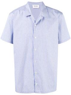 полосатая рубашка с короткими рукавами Harmony Paris