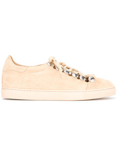 cut-out low-top sneakers Toga Pulla
