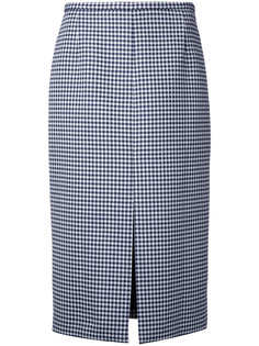 checked skirt  Michael Kors