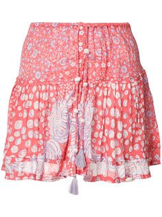 плиссированная юбка Kila Poupette St Barth
