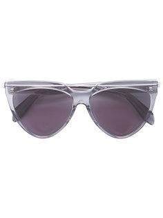 солнцезащитные очки Teardrop Aviator Alexander McQueen