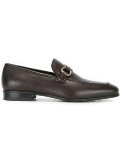 Gancini detail loafers Salvatore Ferragamo
