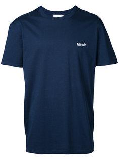 футболка с графичеким принтом Futur