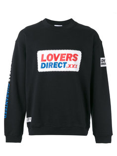 Lovers Direct sweatshirt  Christopher Shannon