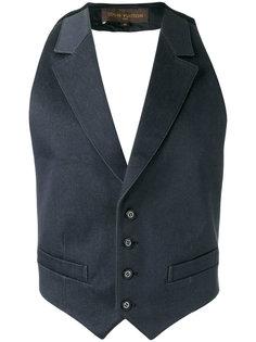 джинсовый жилет Louis Vuitton Vintage
