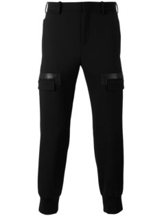 классические спортивные брюки Neil Barrett