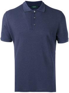 classic polo shirt Zanone