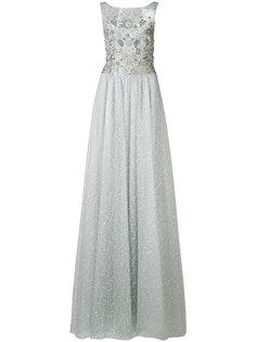 glitter gown Marchesa Notte