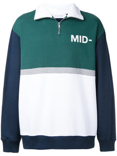 Mid-Nighters zip-neck sweatshirt Futur