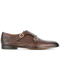 туфли с пряжками Doucals
