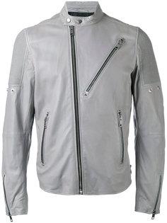 куртка с карманами и молниями Diesel