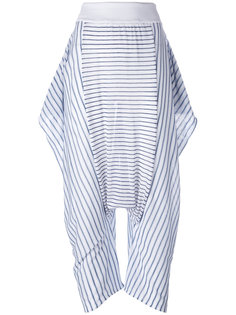 полосатые брюки Sonia  Stella McCartney