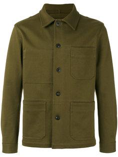 куртка в стиле милитари Abbots Joseph