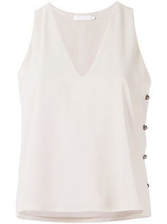 embellished tank top Giuliana Romanno