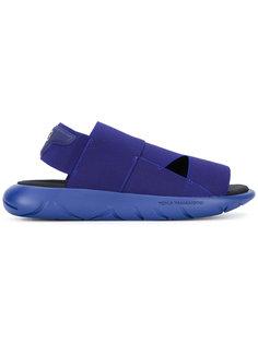 резиновые сандалии  Y-3