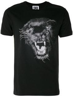 футболка с принтом тигра Les Hommes Urban