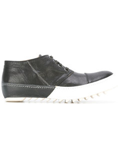 ridged sole hi-top sneakers 10Sei0otto