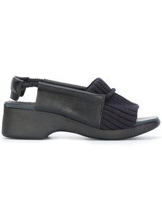 сандалии в рубчик Camper