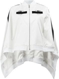 куртка-бомбер  с вышивкой Anrealage