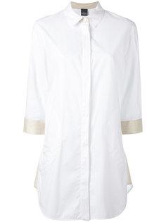 contrast shirt  Lorena Antoniazzi