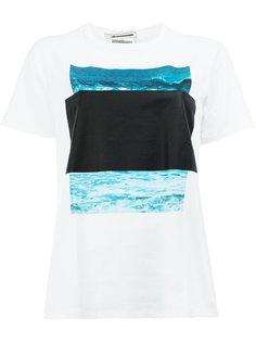 футболка Ar Marker List Anrealage