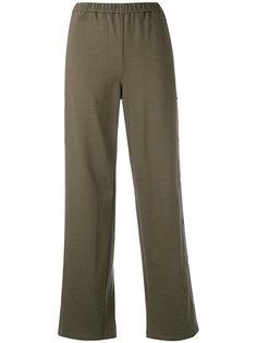 брюки прямого кроя Vis A Vis