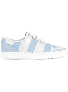 striped trainers  Tods Tod`S