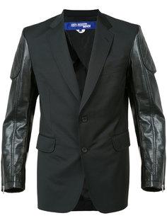 contrast sleeves blazer Junya Watanabe Comme Des Garçons Man