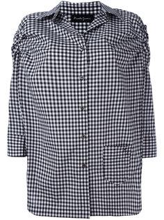checked shirt  Rossella Jardini