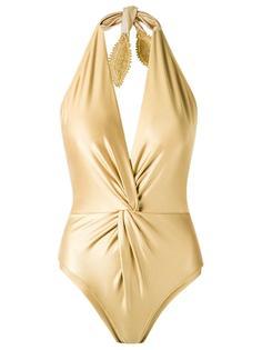 halterneck swimsuit Martha Medeiros