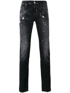 джинсы скинни Les Hommes Urban