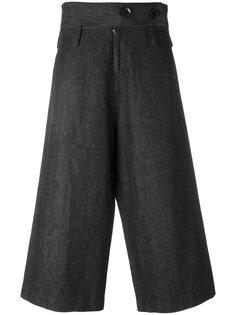 high waist cropped trousers Yohji Yamamoto Vintage